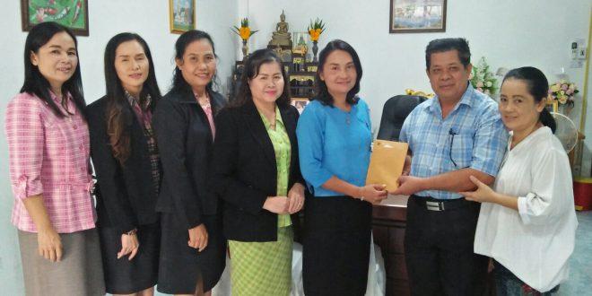 """บริษัทไลฟ์เวนเทจ (ประเทศไทย) จำกัด และร้านครัวคุณนุช มอบงบประมาณสนับสนุนโครงการพัฒนาการเรียนรู้สู่อาชีพ และปรับปรุงศูนย์การเรียนรู้ """"สอนบุญมา"""""""