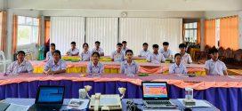 กิจกรรมติวยกระดับผลสัมฤทธิ์ทางการเรียน ในการทดสอบการศึกษาระดับชาติขั้นพื้นฐาน (O-Net) ประจำปีการศึกษา 2563 แก่นักเรียนชั้นมัธยมศึกษาปีที่ 6